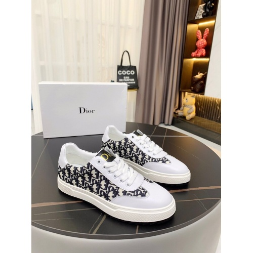 Christian Dior Casual Shoes For Men #853364