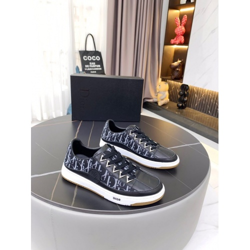 Christian Dior Casual Shoes For Men #853370
