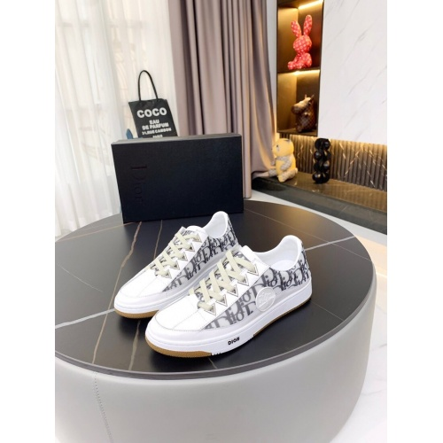 Christian Dior Casual Shoes For Men #853372