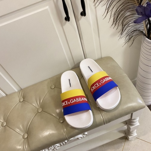 Dolce & Gabbana D&G Slippers For Women #853394