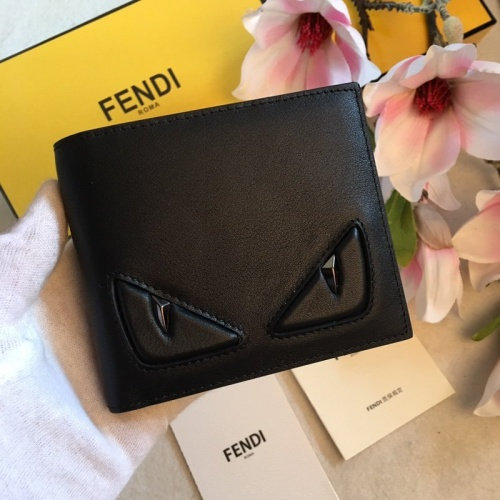 Fendi AAA Man Wallets #853400