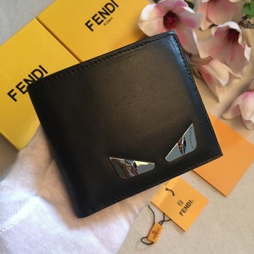Fendi AAA Man Wallets #853401