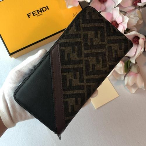 Fendi AAA Man Wallets #853420