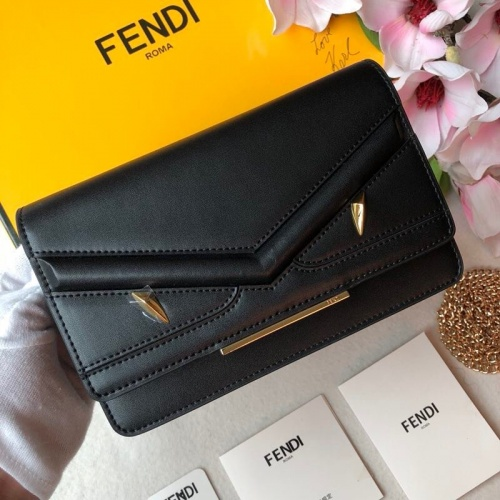 Fendi AAA Man Wallets #853422