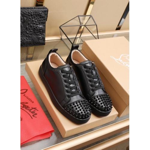 Christian Louboutin Fashion Shoes For Men #853444 $98.00 USD, Wholesale Replica Christian Louboutin Fashion Shoes