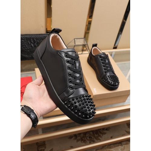 Replica Christian Louboutin Fashion Shoes For Men #853444 $98.00 USD for Wholesale