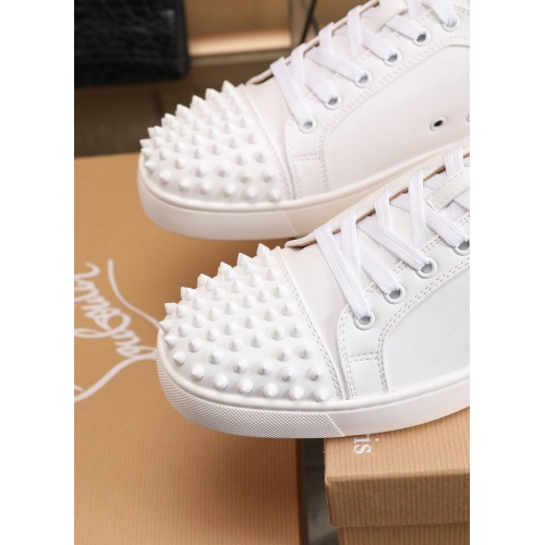 Replica Christian Louboutin Fashion Shoes For Men #853445 $98.00 USD for Wholesale