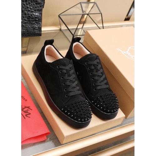 Christian Louboutin Fashion Shoes For Men #853446 $98.00 USD, Wholesale Replica Christian Louboutin Fashion Shoes