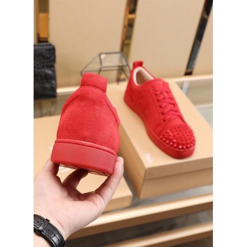 Replica Christian Louboutin Fashion Shoes For Men #853447 $98.00 USD for Wholesale