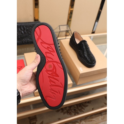 Replica Christian Louboutin Fashion Shoes For Men #853448 $98.00 USD for Wholesale