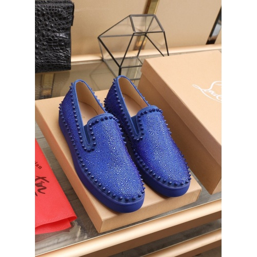 Christian Louboutin Fashion Shoes For Men #853449