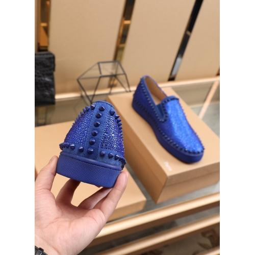 Replica Christian Louboutin Fashion Shoes For Men #853449 $98.00 USD for Wholesale