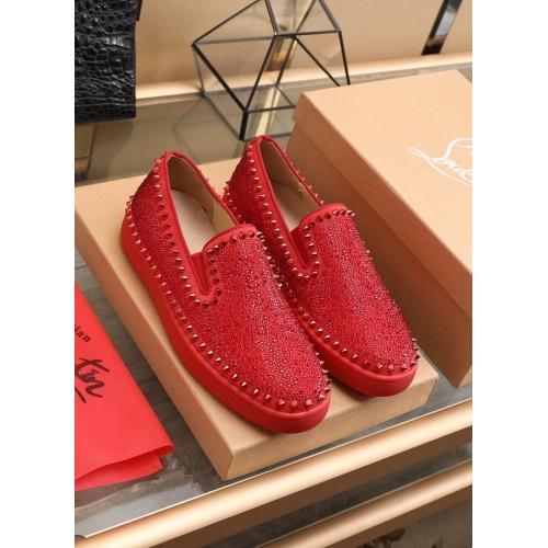 Christian Louboutin Fashion Shoes For Men #853450
