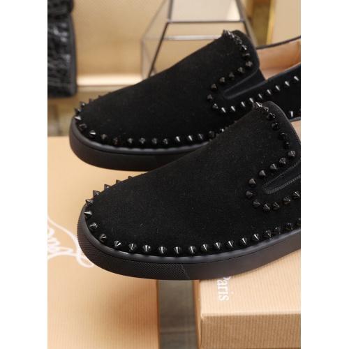 Replica Christian Louboutin Fashion Shoes For Men #853451 $98.00 USD for Wholesale