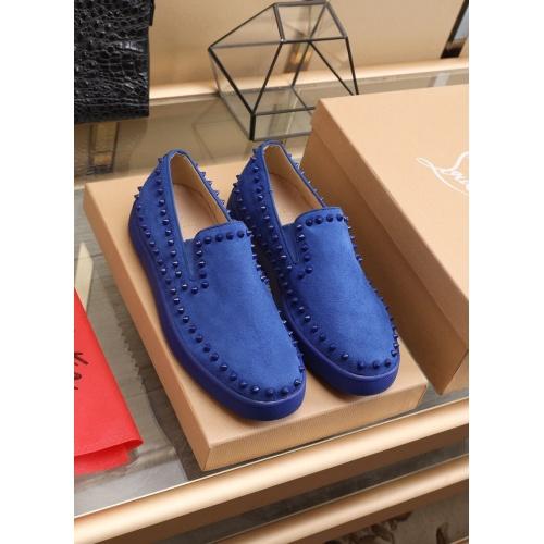 Christian Louboutin Fashion Shoes For Men #853452