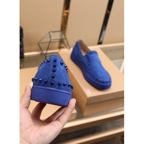 Replica Christian Louboutin Fashion Shoes For Men #853452 $98.00 USD for Wholesale