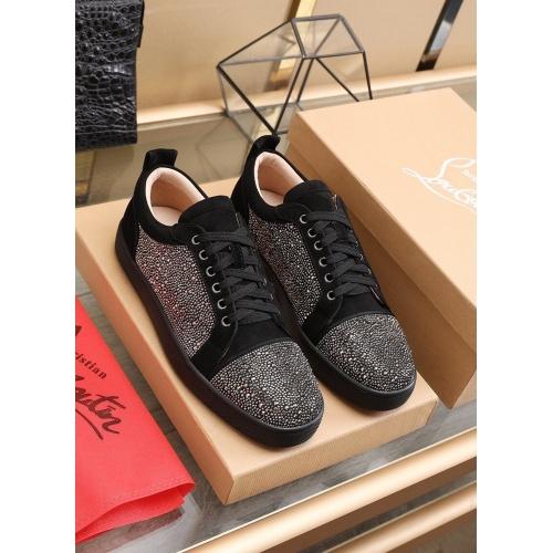 Christian Louboutin Fashion Shoes For Men #853453