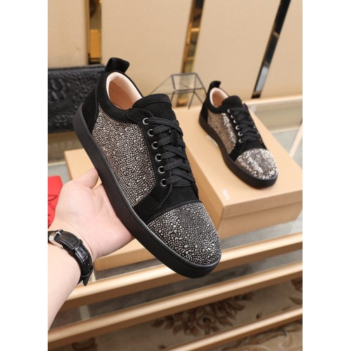 Replica Christian Louboutin Fashion Shoes For Men #853453 $98.00 USD for Wholesale