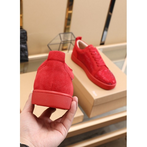 Replica Christian Louboutin Fashion Shoes For Men #853455 $98.00 USD for Wholesale