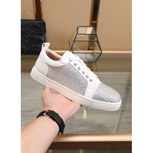 Replica Christian Louboutin Fashion Shoes For Men #853456 $98.00 USD for Wholesale
