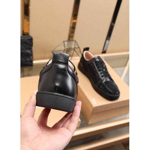 Replica Christian Louboutin Fashion Shoes For Men #853457 $98.00 USD for Wholesale