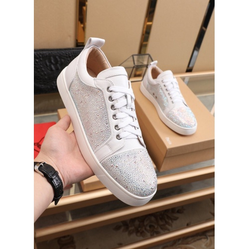 Replica Christian Louboutin Fashion Shoes For Men #853458 $98.00 USD for Wholesale