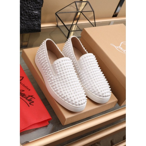 Christian Louboutin Fashion Shoes For Men #853460
