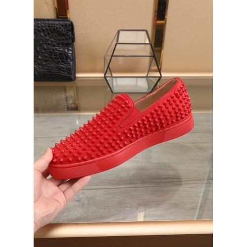 Replica Christian Louboutin Fashion Shoes For Men #853462 $98.00 USD for Wholesale