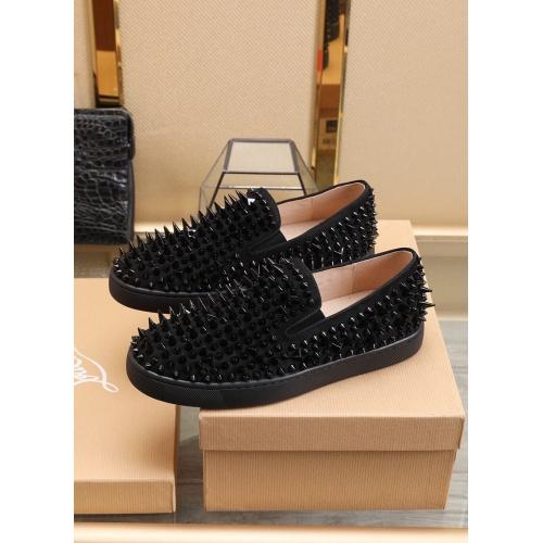 Replica Christian Louboutin Fashion Shoes For Men #853463 $98.00 USD for Wholesale