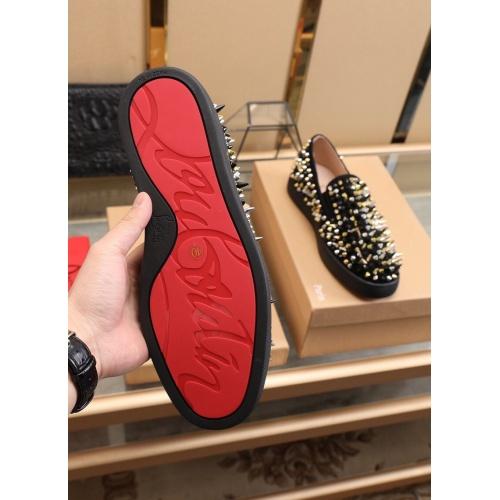 Replica Christian Louboutin Fashion Shoes For Men #853465 $98.00 USD for Wholesale