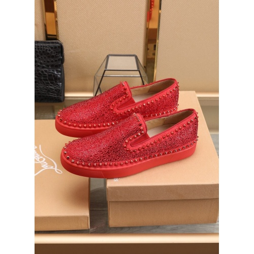 Replica Christian Louboutin Fashion Shoes For Women #853477 $98.00 USD for Wholesale