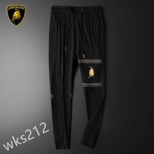 Lamborghini Pants For Men #853544 $42.00 USD, Wholesale Replica Lamborghini Pants