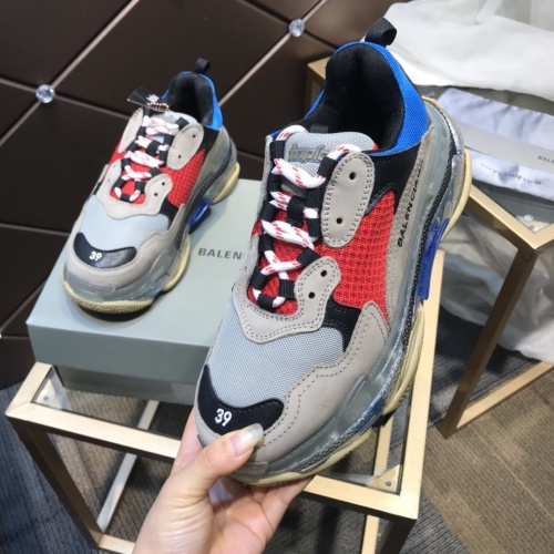 Replica Balenciaga Fashion Shoes For Men #853610 $130.00 USD for Wholesale