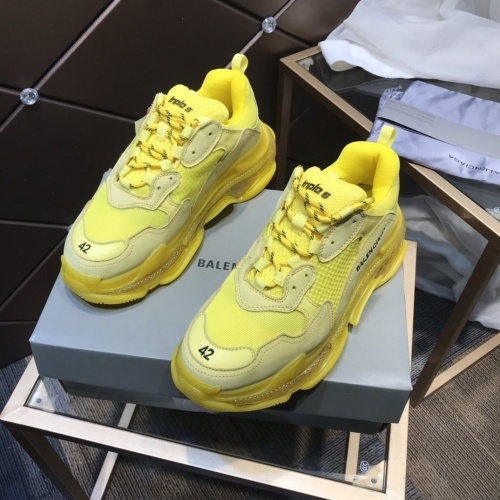 Balenciaga Fashion Shoes For Men #853611 $130.00 USD, Wholesale Replica Balenciaga Fashion Shoes