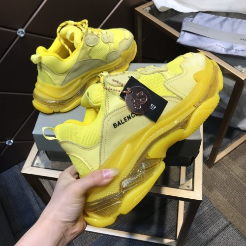 Replica Balenciaga Fashion Shoes For Men #853611 $130.00 USD for Wholesale