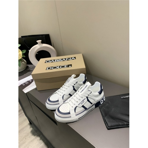 Dolce & Gabbana D&G Casual Shoes For Men #853682