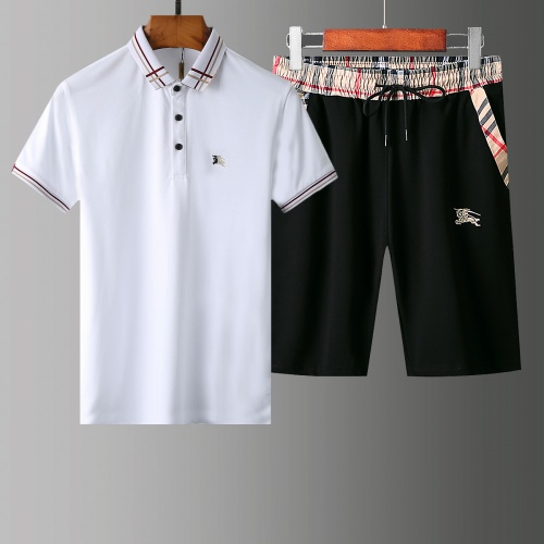 Burberry Tracksuits Short Sleeved For Men #853769