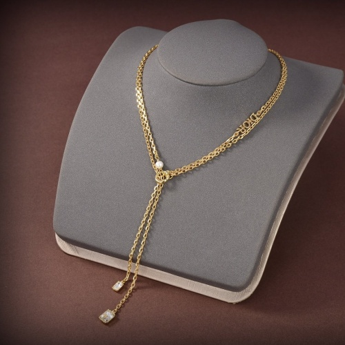 Christian Dior Necklace #853791 $32.00, Wholesale Replica Christian Dior Necklace