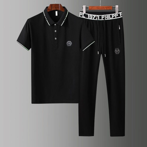 Philipp Plein PP Tracksuits Short Sleeved For Men #853794