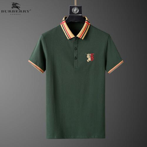 Burberry T-Shirts Short Sleeved For Men #853803