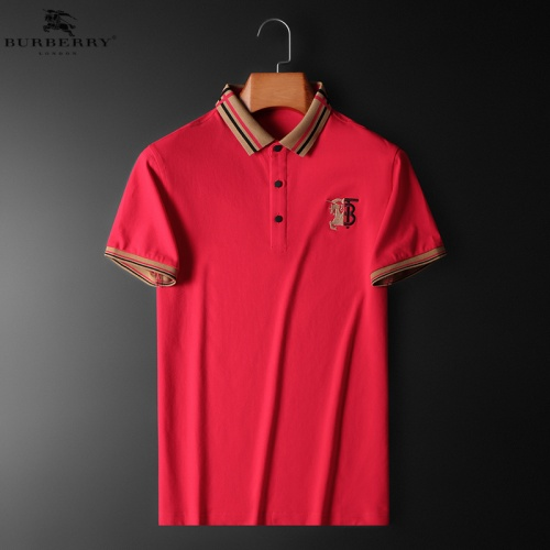 Burberry T-Shirts Short Sleeved For Men #853805