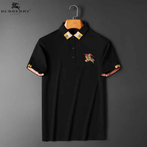 Burberry T-Shirts Short Sleeved For Men #853807