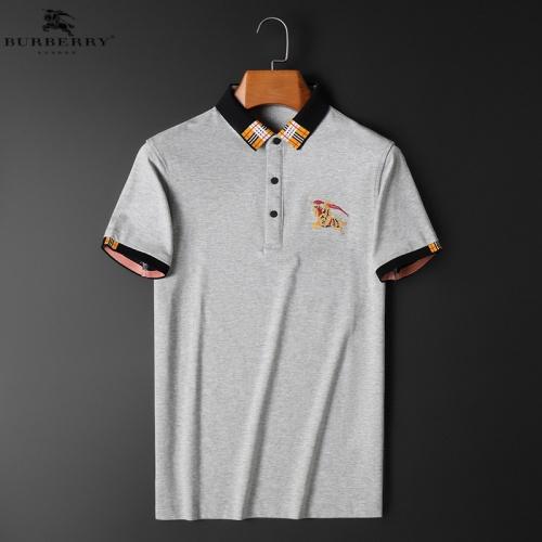 Burberry T-Shirts Short Sleeved For Men #853808