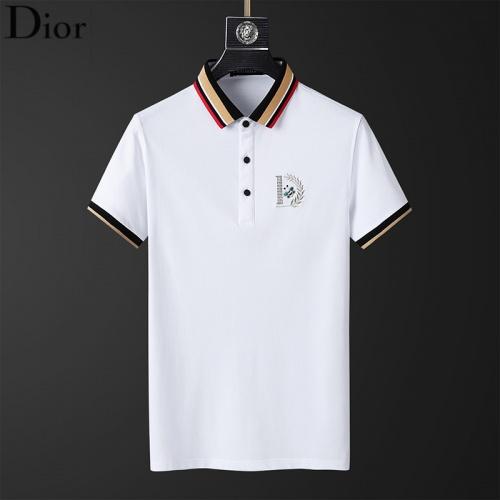 Christian Dior T-Shirts Short Sleeved For Men #853818