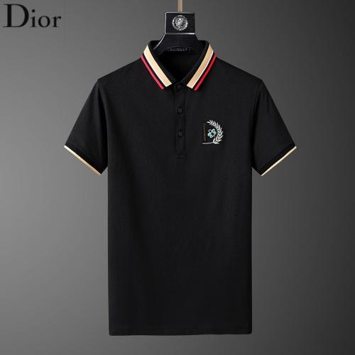 Christian Dior T-Shirts Short Sleeved For Men #853820