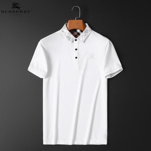 Burberry T-Shirts Short Sleeved For Men #853821