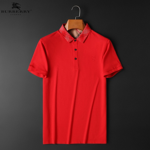 Burberry T-Shirts Short Sleeved For Men #853822