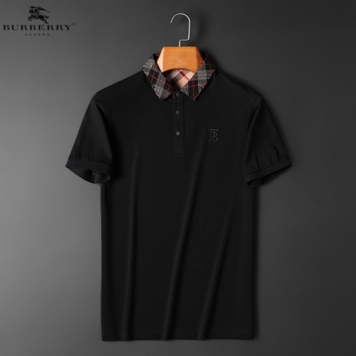 Burberry T-Shirts Short Sleeved For Men #853823
