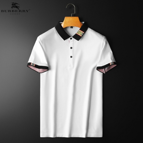 Burberry T-Shirts Short Sleeved For Men #853833