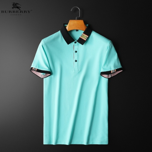Burberry T-Shirts Short Sleeved For Men #853834